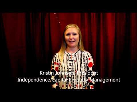 Virtual Assistance for Property Managers - Kristin Johnson, Independence Capital Property Management