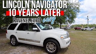 Here's a Tour of this Lincoln Navigator | 10 Years Later Review - Original Retail $50,000