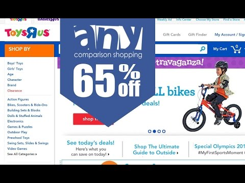 How To Get & Use Coupons On Toysrus