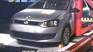 Euro NCAP | VW Polo | 2009 | Crash test