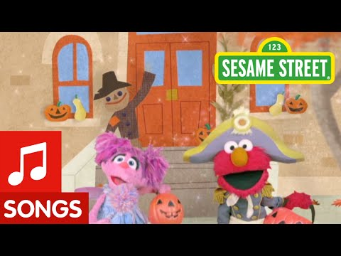 Sesame Street: Hello, Halloween!   Halloween Song