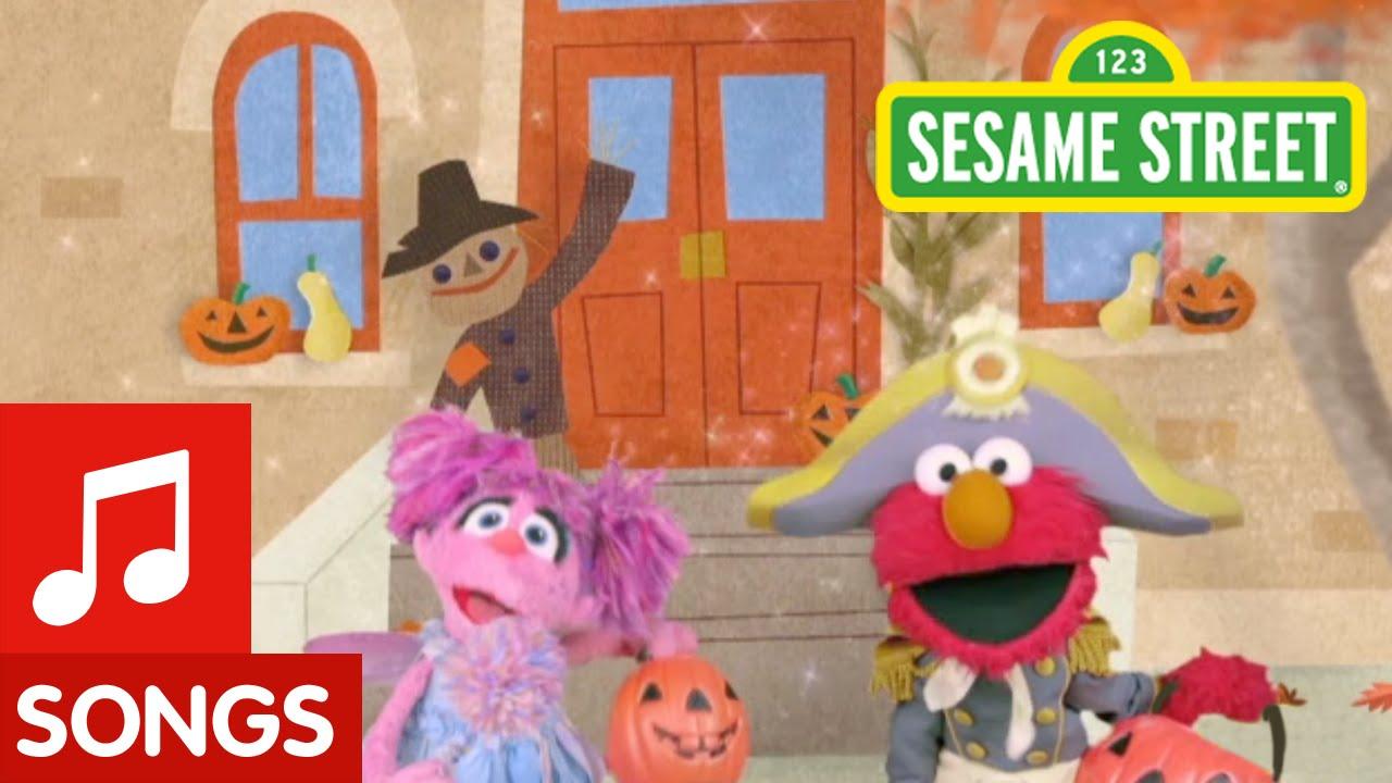 Sesame Street Hello, Halloween Halloween Song - Youtube-2046