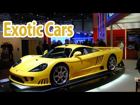 Future Tech: Exotic Car Show and More!