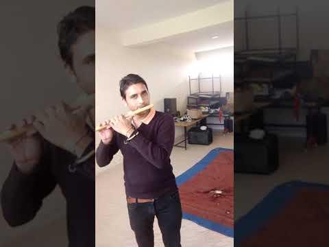 Jina jina  on flute