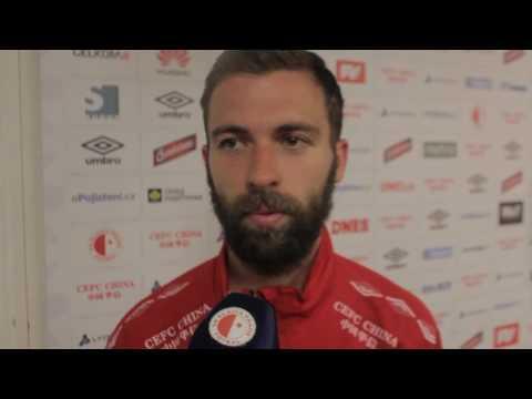 OHLASY: SK Slavia Praha - FK Dukla Praha 2:2