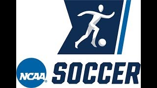 NCAA Men's Soccer First Round - NJIT at Providence