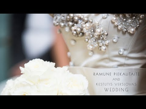 RAMUNE PIEKAUTAITE AND KESTUTIS VERSLOVAS|WEDDING