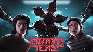 Demogorgon, Nowa Mapa, Nowe Postacie  First Look: Dead By Daylight - Stranger Things
