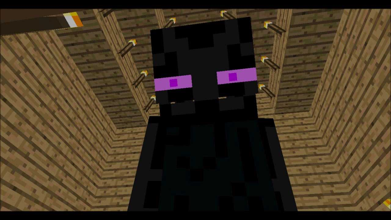 minecraft wallpaper enderman and slenderman wwwpixshark
