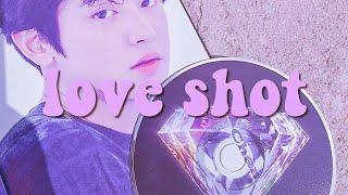 Unboxing EXO 5th full album repackage Love Shot Shot ver.