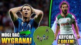 Co ODWALIŁ Ronaldo! OŚMIESZYŁ obrońców Atletico! Gol Grzegorza Krychowiaka