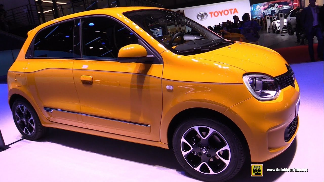 2020 Renault Twingo Exterior And Interior Walkaround 2019