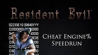 Resident evil 4 separate ways cheatengine speedrun take 2