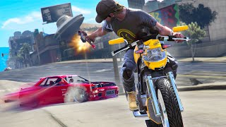 FAST & FURIOUS: BOUNTY BIKE! | GTA 5 THUG LIFE #309