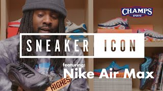 Nigel Sylvester + Wale celebrate Air Max Day 2019 | Sneaker Icon - Champs Sports