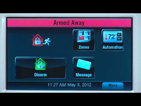 System Navigation with the Dashboard | Honeywell Security by Bulldog Alarms