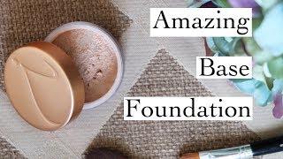 Jane Iredale Amazing Base Foundation Review