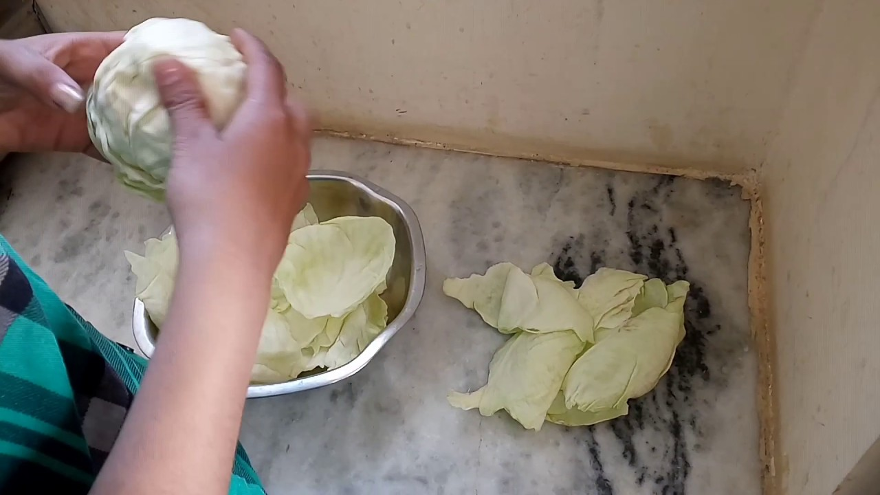 How to Clean Cabbage recommendations