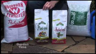 Evergreen Fertilizing