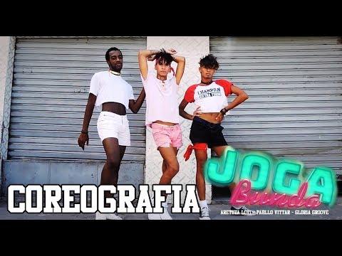 Aretuza Lovi Feat. Pabllo Vittar, Gloria Groove - Joga Bunda(coreografia)