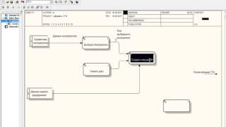 Сквозной пример в Process Modeler Часть3 DFD