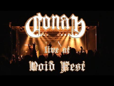 Conan - live at Void Fest 2016