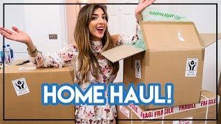 HOME HAUL & UNBOXING! | Amelia Liana