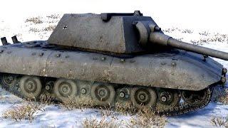 World of Tanks E-100 - 9 Kills - 10.8K Damage