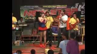 Syahdu Nensi Amelia feat Rudi Ibrahim New Star Music Dangdut Jepara