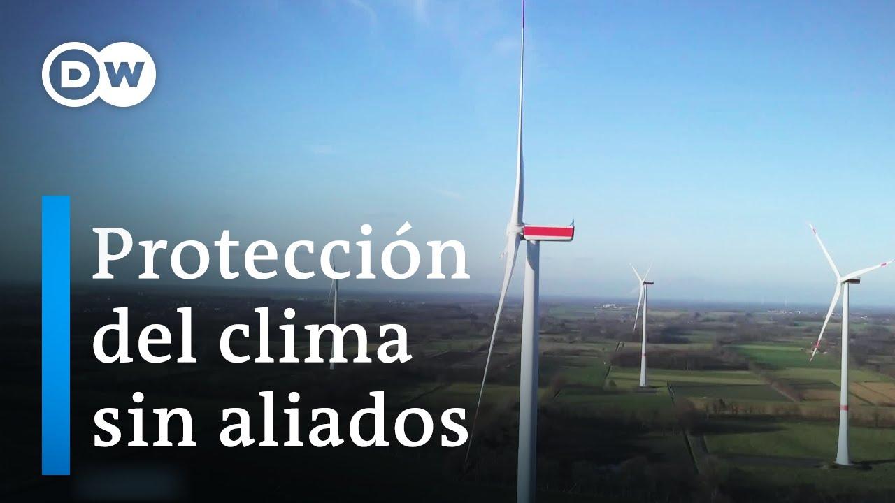 La breve primavera de la energía eólica en Alemania | DW Documental