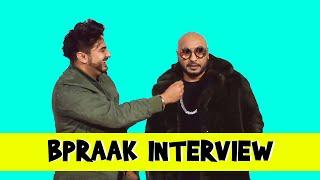 B praak shares his story of working in Qismat & more | B Praak Interview