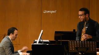 Live Concert – David Hernando Vitores & Sandro' Bakhuashvili. Joropo Jam: Benjamin Boone.