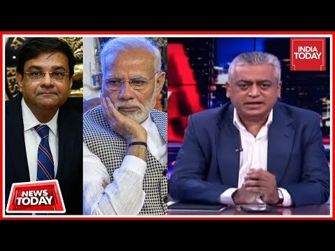 RBI Governor Resigns: Modi Govt Guilty Of Meddling With Institutions? | News Today Rajdeep Sardesai