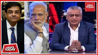 RBI Governor Resigns : Modi Govt Guilty Of Meddling With Institutions ? | News Today Rajdeep