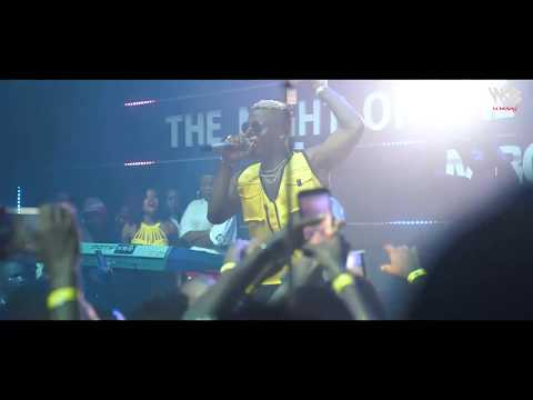 KWANGWARU  & DIAMOND PLATNUMZ PERFORMANCE AT LIFECLUB DAR