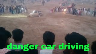 Danger car drive wao good driving