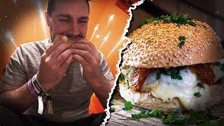 Ce Burger m'avait tellement manqué... Dégustation du double Big Fernand ! 🍔