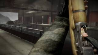BATTLEFIELD: BAD COMPANY 2 [HD+] - Singleplayer Gameplay - Submarine Station - M1 Garand - German -