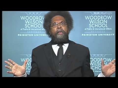 """Cornel West on Missouri: """"Obama reeks of political calculation not moral conviction"""" - Newsnight"""