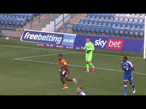 Gillingham Hull Goals And Highlights