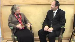 Rabbi Doug interview's Maggie Anton