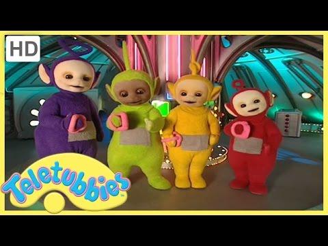 Teletubbies: Washing the Car - Full Episode