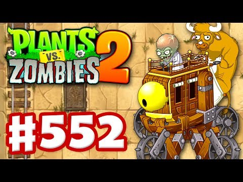 Plants vs. Zombies 2 - Gameplay Walkthrough Part 552 - Zombot War Wagon 2.0 Boss Fight! (iOS)