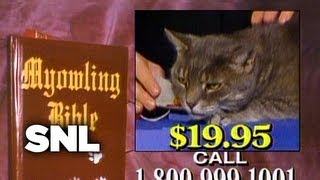 Kitty Bible - Saturday Night Live
