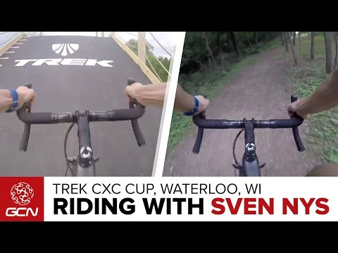 Riding A Lap With Sven Nys – Can GCN Keep Up With A Cyclocross Legend?
