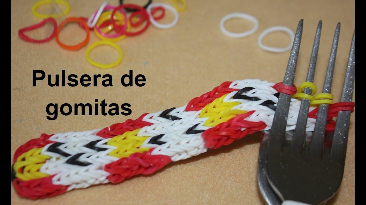 Ideas de pulseras con ligas