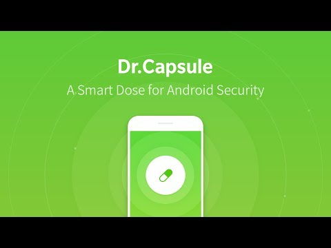 Dr.Capsule - Antivirus, For Pc - Download For Windows 7,10 and Mac