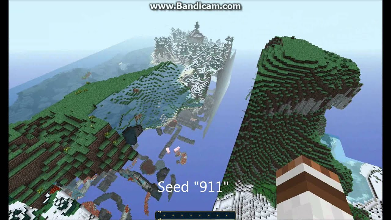 minecraft quot911quot seed youtube