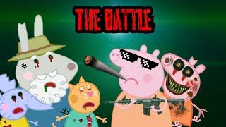 ScareTube Poop: Evil Pig's Resurrection 16 The Battle [Horror Parody]