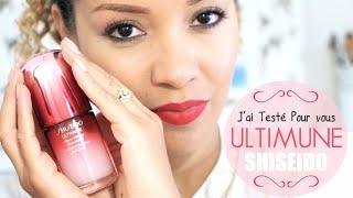 ♡♡ J'AI TESTE POUR VOUS: le Pré-serum ULTIMUNE de Shiseido Thumbnail